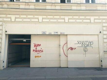 Garagenplätze zu verkaufen in der Rüdigergasse! Bis zu zwei Stellplätze zu erwerben! ⫸ Immobilienquartier
