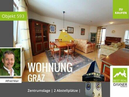 Graz Innenstadt - große Wohnung - Praxis oder Ordination