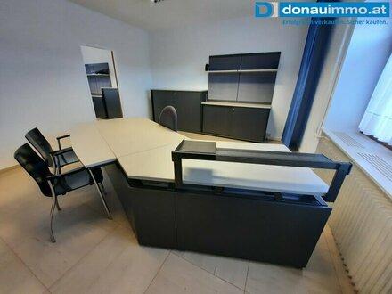 Modernes Büro oder Ordination komplett möbliert in Furth/Göttweig bei Krems zu mieten