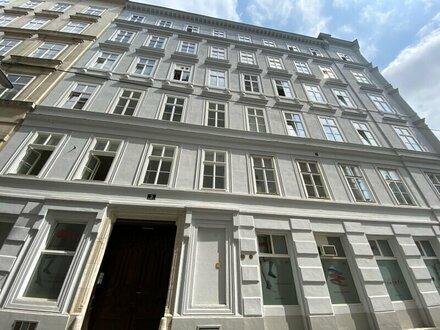 Wohnen mit Geschichte - generalsanierte 3-Zimmerwohnung zu VERKAUFEN!