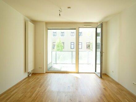 Helle und ruhige Zweizimmerwohnung mit Loggia