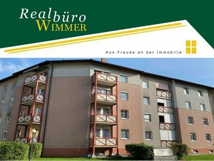 2-Zimmer-Wohnung mit Balkon - PROVISIONSFREI