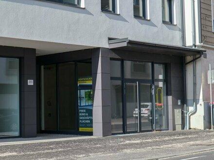 LEON - Büro mit 107m² in Linz/Urfahr - G1a Büro/Geschäft