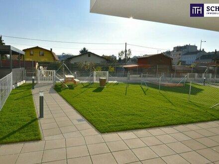 KAUFEN MIT VERNUNFT! Optimal konzipierte 3-Zimmer Wohnung mit ruhigem Garten!