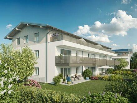 NEU! Charmante 3-Zi. Gartenwohnung im Süden von Salzburg!