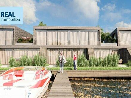 WATERFRONT - Exklusive Wohlfühlräume am Neusiedler See - in bester Lage direkt am Segelhafen.