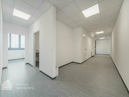 ERSTBEZUG! Attraktives 6-Zimmer Büro/Praxis, Nähe Enkplatz