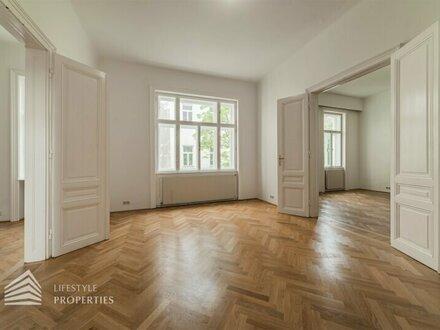 Wunderschöne 4-Zimmer Wohnung, Nähe Liechtensteinpark