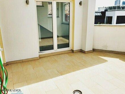 105m² - Dachwohnung – 3 Zimmer - Unbefristet – Terrasse 20m²! - WGs geeignet