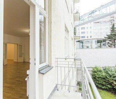 Moderne 4-Zimmer Wohnung mit Balkon UNBEFRISTET in 1020 Wien zu vermieten