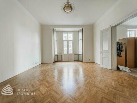 NEU saniertes 8-Zimmer-Büro, Nähe Sigmund-Freud-Park