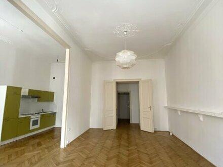 Beletage Wohnung in der Neubaugasse in 1070 Wien zu vermieten