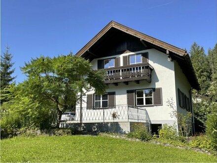 Ihre Ruheoase im Grünen: Einfamilienhaus in Hof bei Salzburg