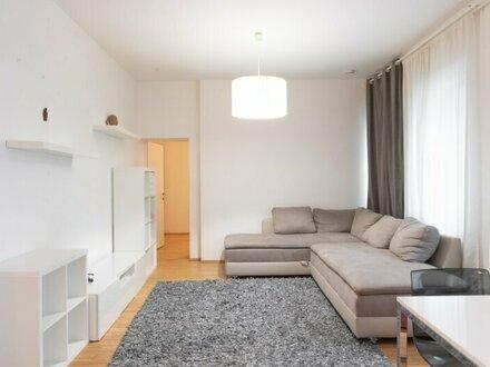 Helle 2-Zimmer-Wohnung mit Supermarkt, Fitness und Garage im Haus! Ab JETZT! U1 TAUBSTUMMENGASSE