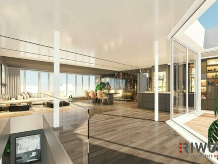 LUXUS PUR // HIGH END PENTHOUSE // ROOFTOP POOL