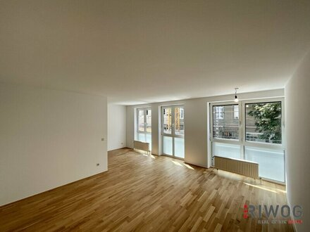 // NEU // lichtdurchflutete 2 -Zimmerwohnung mit perfekter Raumaufteilung
