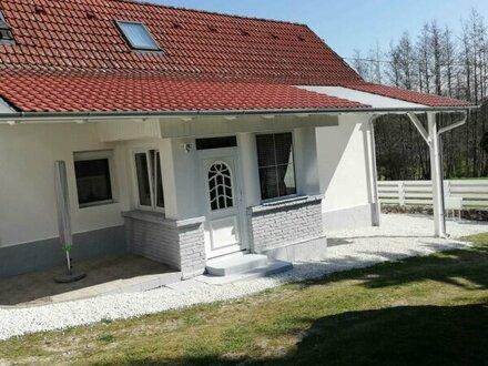 Liebevoll gestaltete kleine Villa mit extra Appartement in wunderschönem Garten mit Pool, am Kis-Balaton (Plattensee, U…