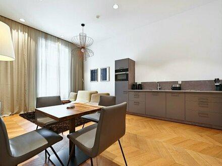 Generalsanierte Luxus-Traumwohnung im Kärntnerviertel nächst Stadtpark