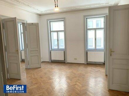 Wunderschöne helle Altbau 4 Zimmer Wohnung nächst Wiedner Hauptstraße