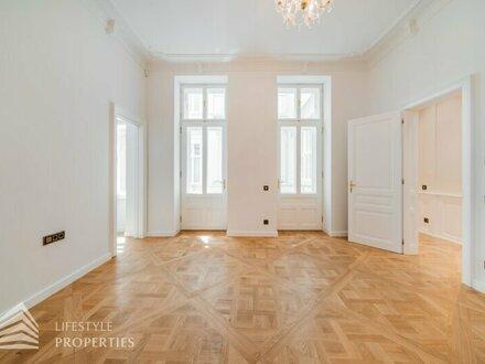 Erstbezug! 2-Zimmer-Altbauwohnung, Nähe Stephansplatz