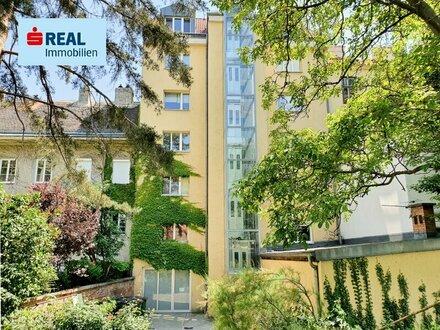Beste Lage in Döbling: 2 Zimmer-Wohnung saniert!