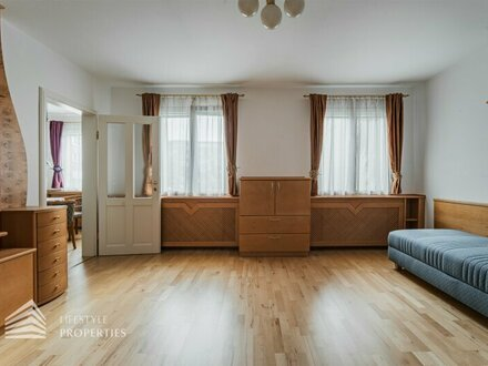 Kurzzeitvermietung! Möblierte, hofseitige 1-Zimmer Wohnung, Nähe Wertheimstein Park