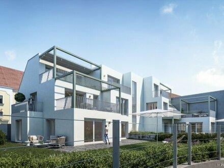 Terrassenwohnung mit Grünblick - Privisionsfrei