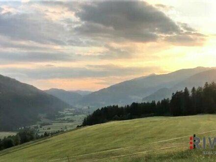 Landwirtschaftliches Grundstück mit Tal-Panoramablick !!!!