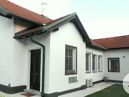 Historisches Einfamilienhaus im modernen Stil