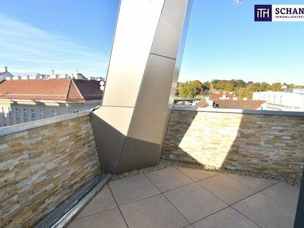Das Kreative! Extravagante Drei-Zimmer-Wohnung im Dachgeschoss + coole Loggia! ERSTBEZUG!
