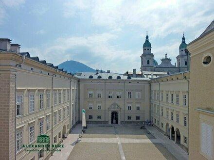 Wohnen im Zentrum der Salzburger Altstadt
