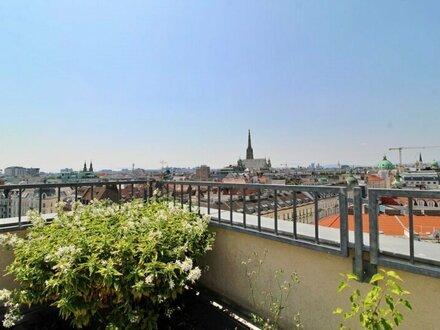 2 Terrassen! 3-Zimmer! Dachgeschosstraum!