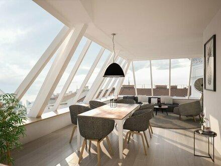 Traum Terrasse im 5-Zimmer-Dachgeschoss
