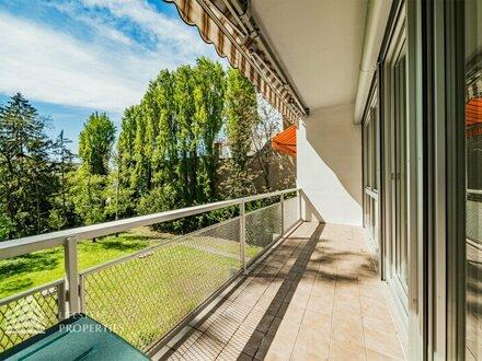 Attraktive 3-Zimmer Wohnung mit Loggia, Nähe Schloss Belvedere