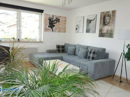 Traumhaft Wohnen in Obertrum! Schicke 2-Zimmer-Wohnung ganz mit schöner Aussicht