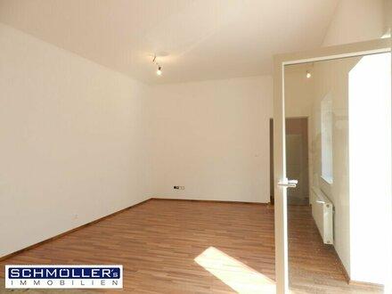 Helle 2-Zimmer-Wohnung mit kleiner Terrasse im Zentrum von Grieskirchen