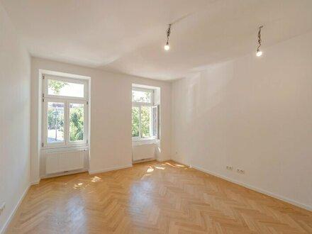 ++NEU++ Fantastischer sanierter 2-Zimmer Altbau-ERSTBEZUG, toller Grundriss!