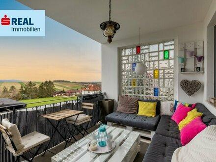 Traumhaftes Einfamilienhaus im Bezirk Korneuburg mit Blick auf Burg Kreuzenstein