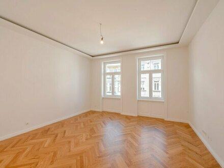 ++NEU++ Exklusive 3-Zimmer Altbauwohnung, hochwertige Sanierung!