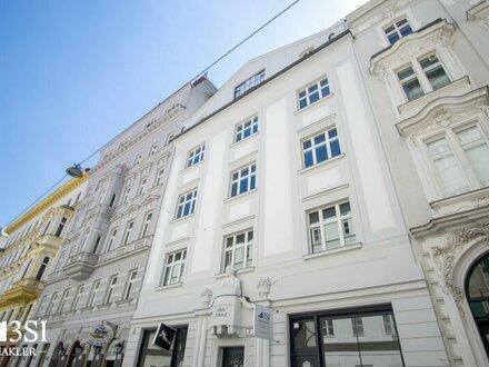 Attraktives Büro in beliebter, zentraler Lage, zwischen Mariahilferstrasse und dem Spittelberg
