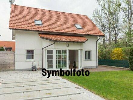 Gepflegtes Einfamilienhaus in Grünruhelage mit 356 m2 großem Garten zu verkaufen!