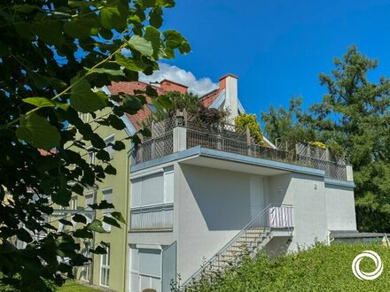 5020 // Dachterrassen-Wohnung in herrlicher Ruhelage - Altliefering