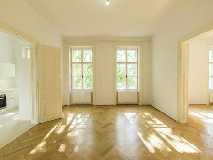Tolle 4-Zimmer Wohnung direkt auf der Mariahilfer Straße in ruhiger Innenhoflage zu vermieten!