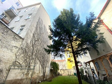 NÄHE FLORIDSDORFER SPITZ: großzügige 2,5-Zimmerwohnung mit separater Küche (2er WG-tauglich!!)