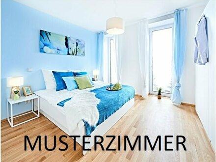 Provisionsfrei 4 Zimmer Neubauwohnung mit 146 m² Dachterrasse!