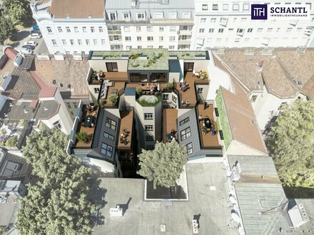 Die perfekte Familiewohnung im Dachgeschoss! Große Terrasse + Ideale Raumaufteilung + Hochwertige Ausstattung + Tolle I…
