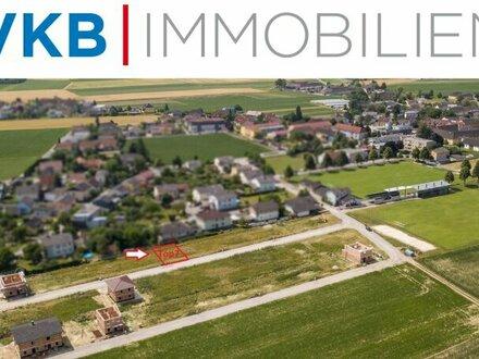 (Top 7) Projekt Kornfeld - Doppelhaushälfte mit 140 m² in Naarn zu verkaufen