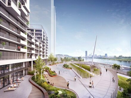 Marina Tower - urban mit hohem Freizeitwert