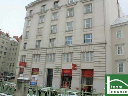UNBEFRISTET! CITYLIFE! 2 Zimmer auf 90m² aufgeteilt - Naschmarkt, Mariahilfer Straße, Karlsplatz!