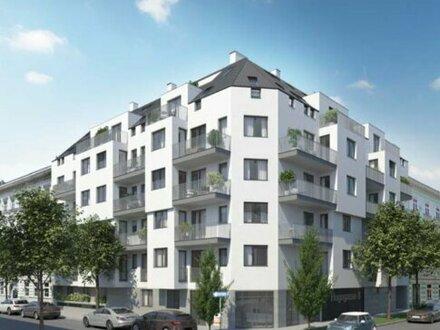 Erstbezug! Top moderne 2-3 Zimmer Wohnungen mit Balkon und Loggia im Simmeringer Grätzl!